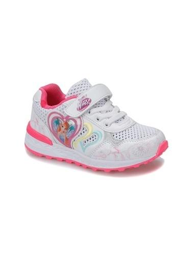 Winx Spor Ayakkabı Beyaz